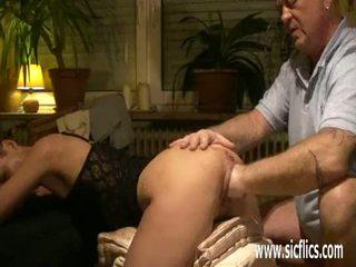 orgasme porno, gapende, bizar