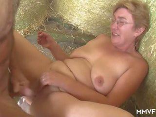 Chubby Farmer German Granny, Free Chubby Granny Porn Video