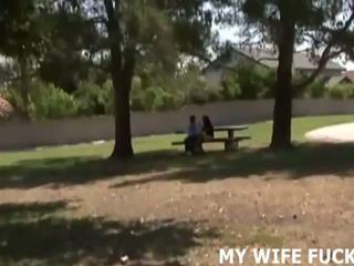 看 您的 妻子 敲打 一 stranger, 免費 色情 c9