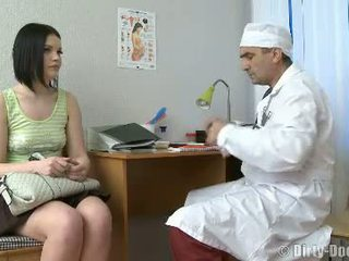 vagin, médecin, hôpital, l'adolescence