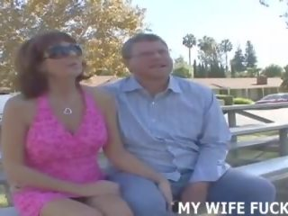 Watch Me Riding a Real Mans Cock Honey, Porn 56
