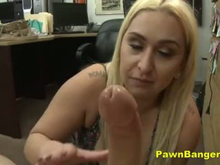 Sleazy Mom Cashes In Her Pussy
