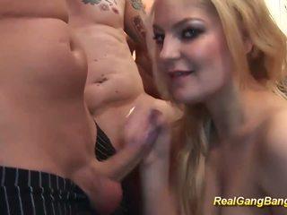 Cute Teens in Groupsex Orgy, Free German Porn 23