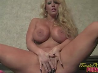 fun sex toy film, rated vibrator, new shaved pussy