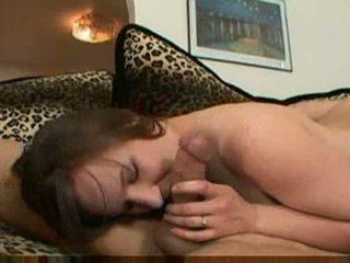 brunette porno, jong video-, een doggystyle