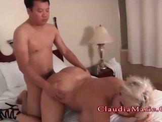 Big Tit Claudia Marie Asian Adventures