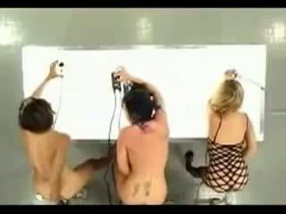 ก้น ดิลโด้ เครื่องจักรกล เพศสัมพันธ์ การแข่งขัน