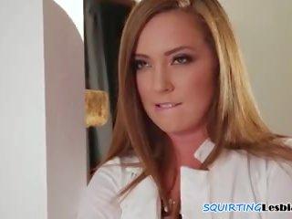 squirting, big boobs, lesbians