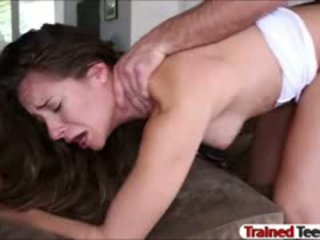 Cassidy Klein Mouth Fucked And Wrecked