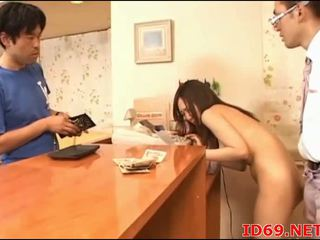 nice japanese fun, more blowjob, hot oriental rated