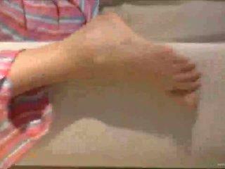 Sasha bionda finger scopata me