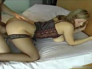 Cute Norway Babe in Stockings, Free Stockings Babe HD Porn