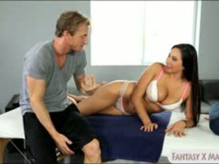 Sexy Masseuse Karlee Grey Hard Fucked By Her Horny Client