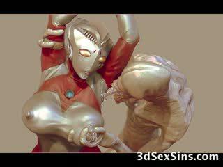 3d aliens dan monsters fuck kanak-kanak perempuan!