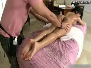 hottest brunettes watch, most massage