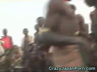 Jepang seks di africa!