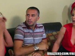 kena brazzers kõik, threesome kõik, vaatama lee kõlblik