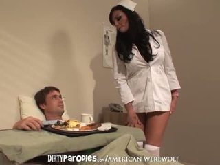 Nurse Lexi Ward and Richie Sex Encounter