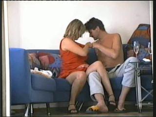 nieuw huisvrouwen neuken, u volwassen scène, echt zelfgemaakte film