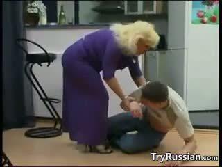 বিগ boobs, blowjob, পরিপক্ক, russian