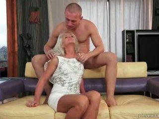 fun suck scene, old clip, real babica