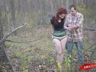 nominale redhead tube, bdsm porno, mooi buiten-