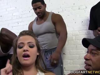 Ashlynn leigh bbc anaal gangbang, tasuta hd porno 37
