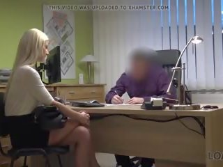 Loan4k all Debts of Silly Hottie Can be Paid with Sex
