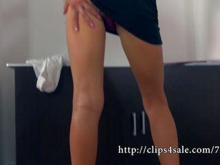 Gina Gerson - Masturbation Blackmail HD, Porn f5