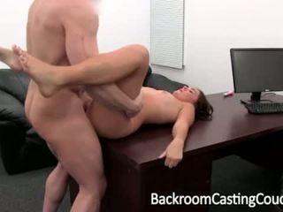 Awkward Amateur Porn Casting