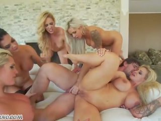 cowgirl scène, vers kindje video-, vol tatoeëren seks