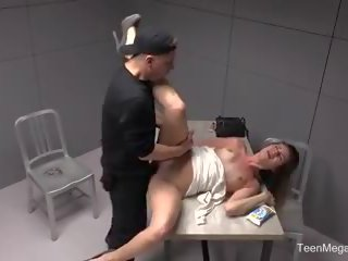 Teenmegaworld - Beauty4k - Security Guard Fucked a Hot