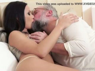 """Busty Samantha Rebeka fucked by an old gentleman <span class=""""duration"""">- 5 min</span>"""