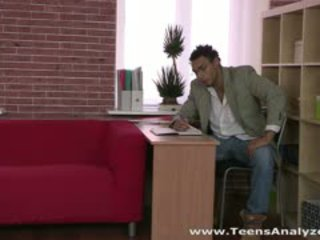 Having Hired A Private Tutor For Their 19 Y.o. Daughter The