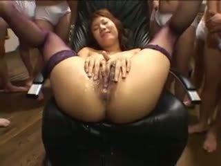 cumshots mov, distracție gangbang mov, frumos hd porno