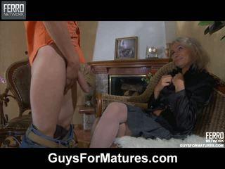 Ninette robin coquin mature film