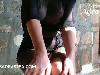 Hot Tits and Nylon: Pantyhose HD Porn Video a2