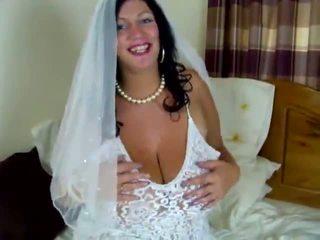 meer bbw porno, echt grote tieten, brides
