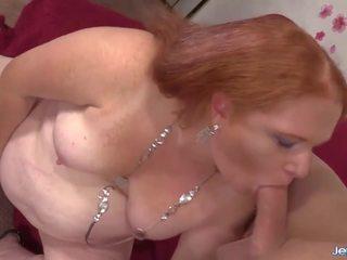 ideaal bbw porno, nieuw pijpbeurt, redhead seks