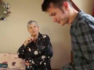 tua, gilf, lebih tua, nenek