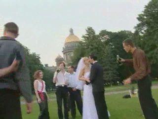 gangbang neuken, vol buiten- kanaal, nominale brides