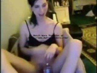 online webcams, mooi amateur, plezier tiener film