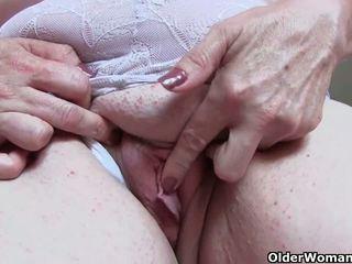 巨乳, bbw, おばあちゃん, 成熟する