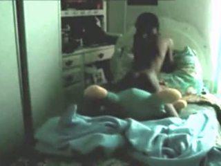 black girl from BlacksCrush.com fucks her teddy bear
