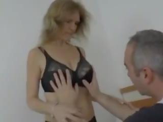 kwaliteit grannies film, online saggy tits mov