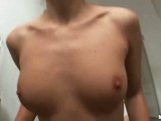 brunette mov, realiteit, u hardcore sex film