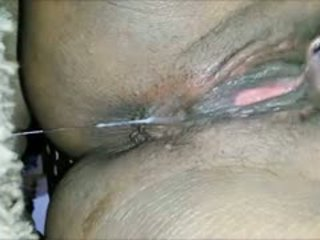 fun squirting, most close up action, quality black and ebony vid