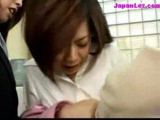 nice cute free, fun japanese, lesbians fun