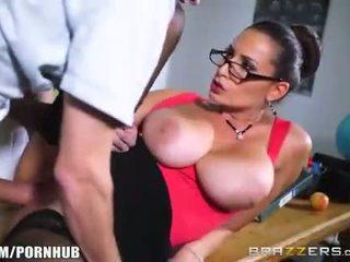deepthroat, big dick, brazzers, peitos enormes