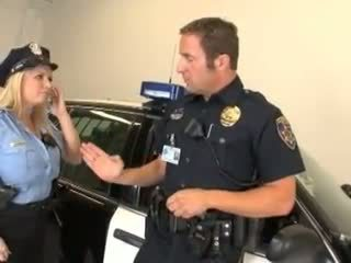 blondes, pornstars, ideaalne cops